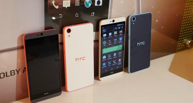 HTC Desire 826 Dual SIM Camera