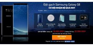 Galaxy S8 và S8 Plus có giá bán dự kiến tại Thế giới di động                                        33