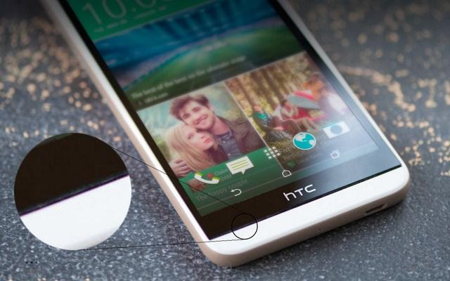 HTC Desire 826 Dual SIM thiet ke