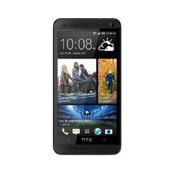 HTC One M7 (Đen + Bạc)