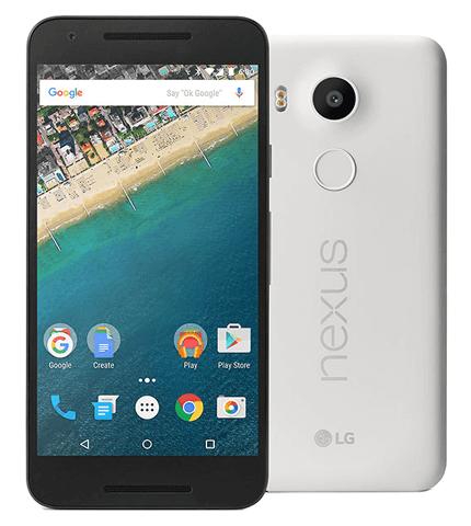 <data><vi>LG Nexus 5X</vi></data>