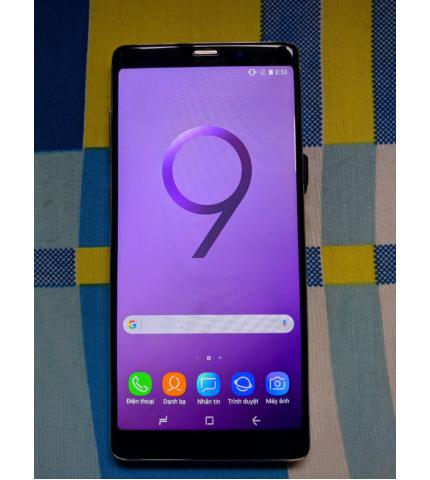 <data><vi>Samsung Note 9 (VT Chính Chủ) Đài Loan Cao Cấp Loại 1</vi></data>