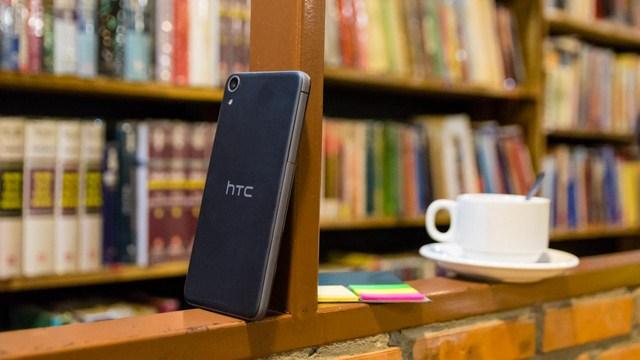 HTC Desire 826 Dual SIM man hinh