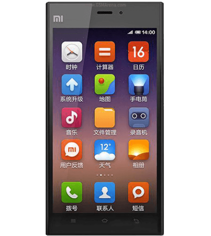 <data><vi>Xiaomi Mi 3 Ram 2Gb</vi></data>