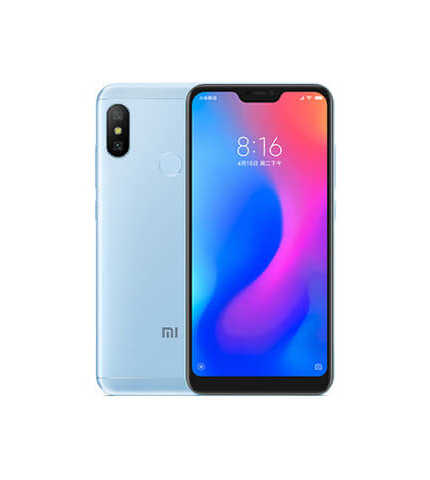 <data><vi>Xiaomi Mi A2 Lite (Ram 4/64Gb) (NGUYÊN SIÊU)</vi></data>