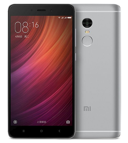 <data><vi>Xiaomi Redmi Note 4</vi></data>