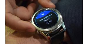 Xuất hiện smartwatch mới của Samsung với 2 màn hình độc đáo